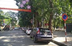 Hải Phòng 'quyết' cấm đỗ ô tô ở trung tâm thành phố
