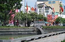 Bị đâm chết khi xin 'đểu' ở công viên Hoàng Văn Thụ
