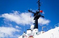 Mỹ bàn giao tàu Cảnh sát biển cỡ lớn cho Việt Nam