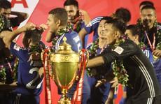 Quảng Nam mở hội trong ngày lên ngôi vương V-League