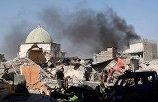 IS 'chết' nhưng nguy hiểm vẫn còn