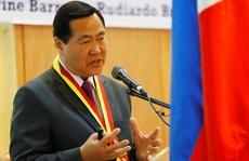 Thẩm phán Philippines kêu gọi kiện Trung Quốc vì đe dọa chiến tranh