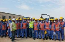 Sẽ đưa lao động ở Qatar về nước nếu sự cố xấu nhất xảy ra