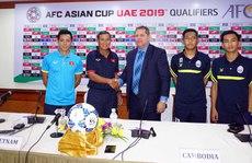 Dùng kinh nghiệm đấu Campuchia