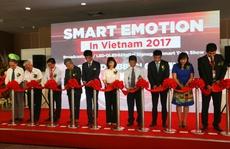 Khai mạc ngày hội nghe nhìn thông minh 'Smart Emotion'