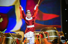 Khánh Nhi lần đầu ẵm giải nhất tuần với tuồng cổ 'Anh hùng dân tộc'