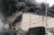 Đã tìm ra nguyên nhân cháy công ty may ở Cần Thơ