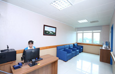 Khai trương phòng khám bệnh cho khách quốc tế