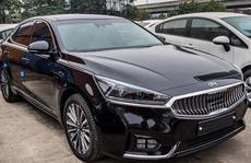 Kia K7 2017 - đối thủ Toyota Avalon về Việt Nam