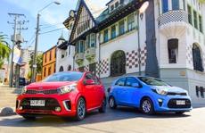 Liên tục giảm giá, ô tô cỡ nhỏ ngày càng rẻ