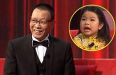 MC Lại Văn Sâm 'lúng túng' khi đối thoại với cô bé 5 tuổi