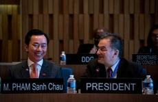 Đại sứ Phạm Sanh Châu vào 'vòng ba' tuyển Tổng Giám đốc UNESCO