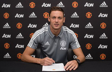 Matic: Miếng ghép hoàn hảo cho tham vọng Man United