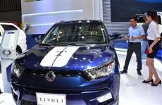 Doanh số bán ô tô tháng 10 giảm mạnh