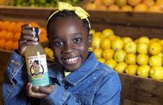 Cô bé 12 tuổi khởi nghiệp thành công vì bị ong đốt