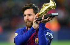 Nhận giải Pichichi và Di Stefano, Messi quyết đấu 'siêu kinh điển'