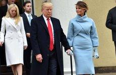 Vợ ông Trump 'im hơi lặng tiếng'