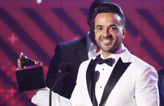 Ca khúc 'tỉ view' thắng lớn tại Grammy Latin