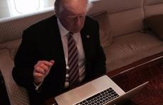 Bất ngờ với điện thoại của Tổng thống Donald Trump