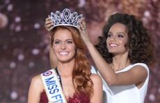 Cận cảnh nhan sắc tân Hoa hậu Pháp