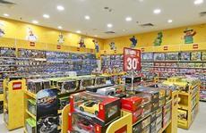 Kinh doanh đồ chơi trẻ em cao cấp: Cuộc đua khốc liệt
