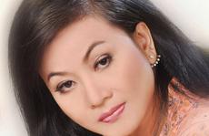 Nghệ sĩ Cẩm Thu: 'Khóc cho thân phận mình nhiều'