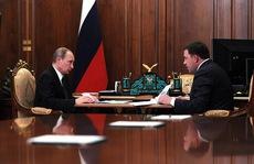 Nga thay hàng loạt thống đốc vùng