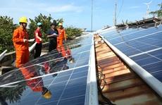 Điện mặt trời phát triển chưa đúng tiềm năng