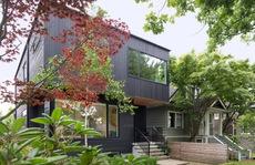 Ngôi nhà 2 tầng đẹp không tì vết