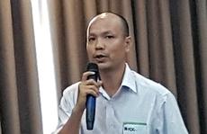 Ông Ngô Văn Nam nói về vụ '20.000 USD xin giấy phép xuất khẩu gạo'