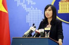 Việt Nam lên tiếng về việc Campuchia sẽ tịch thu giấy tờ người gốc Việt