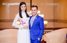 Ngăn chặn Nguyễn Thị Thành thi 'chui' Hoa hậu Môi trường quốc tế 2017