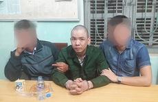 Nhiều người 'giúp' tử tù Nguyễn Văn Tình khi trốn chạy