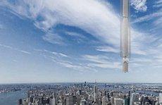 Xây tòa nhà... treo trên trời