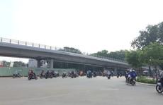 Thêm 1 cầu vượt thép 'cứu' khu vực sân bay Tân Sơn Nhất
