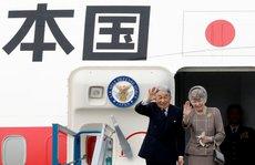 Nhật hoàng tới thăm cố đô Huế