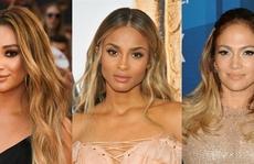 5 màu tóc dự đoán gây sốt năm 2017