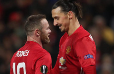 Rooney bị Ibrahimovic soán ngôi 'Cầu thủ giàu nhất Anh'