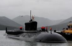 Siêu tàu ngầm Nga khiến đối thủ Mỹ 'lép vế'