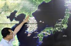 'Động đất đáng ngờ' ở Triều Tiên