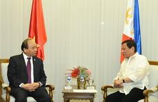Tổng thống Duterte khẳng định rất coi trọng tình bạn với Việt Nam