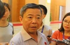 Ông Võ Kim Cự suy sụp, sức khỏe yếu nên xin thôi Đại biểu QH