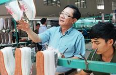 Người 'vẽ bản đồ' thương hiệu giày Việt trên thế giới