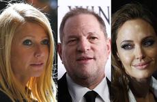 Angelina Jolie từng bị 'ông trùm' Hollywood quấy rối