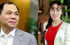 Đại gia Việt: Từ du học sinh đến tỉ phú USD