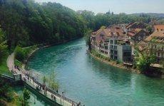 Thành phố nơi nước sông uống thoải mái