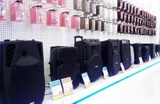 Loa vali kéo giá rẻ đắt khách dịp cận Tết