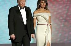 Quê phu nhân của ông Trump ăn mừng suốt 3 ngày