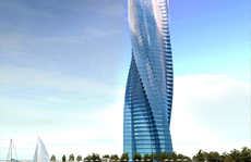 Dubai xây tòa nhà tự xoay đầu tiên trên thế giới