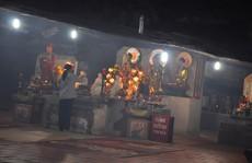 'Đường xuống âm ty' ở ngôi chùa trong vách đá tại Quảng Ngãi
